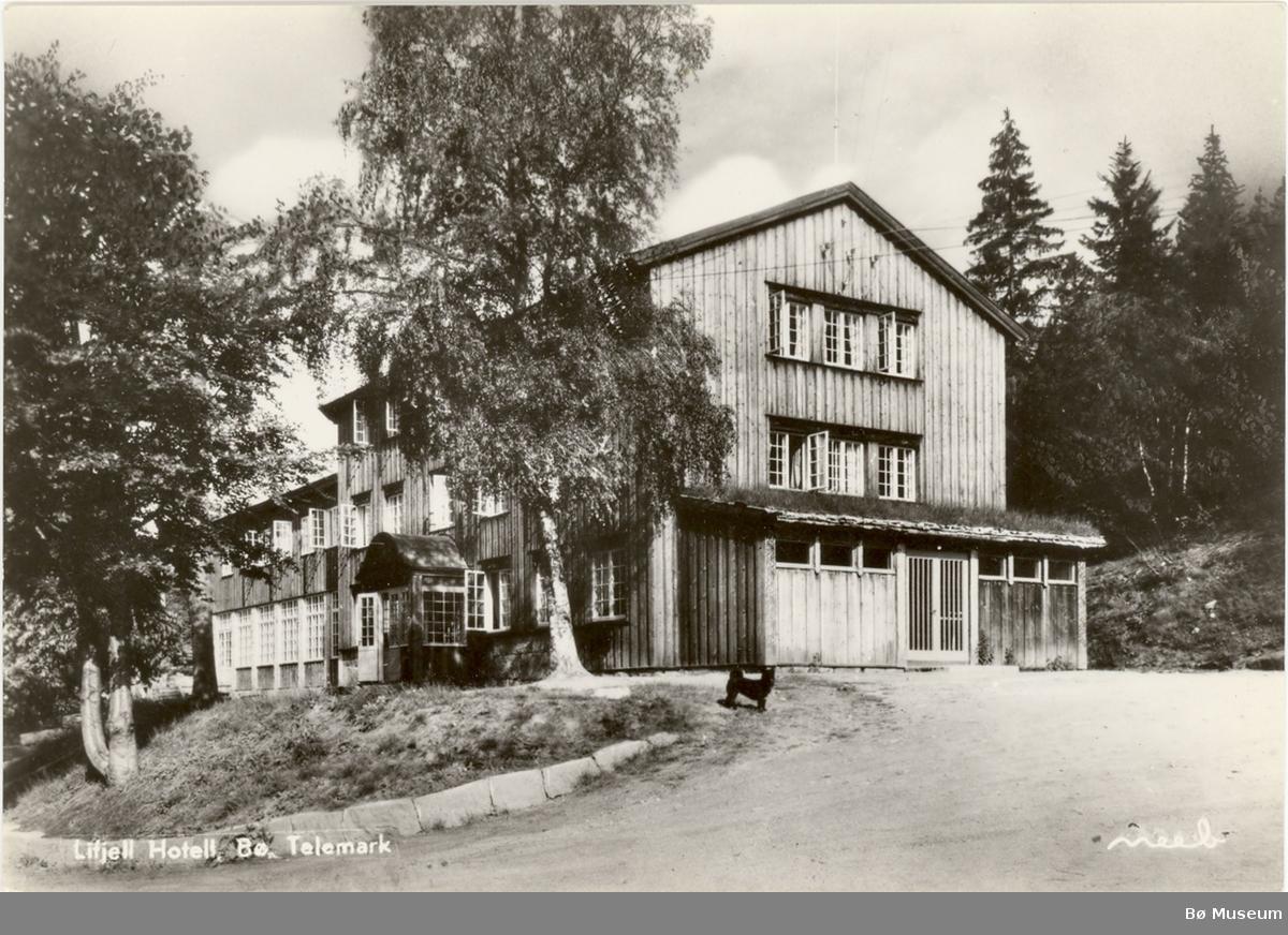 Lifjell Hotell