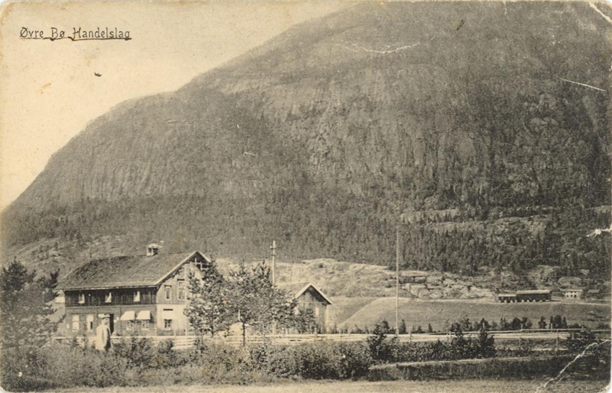 Øvre Bø Handelslag (posthuset i Øvre Bø)