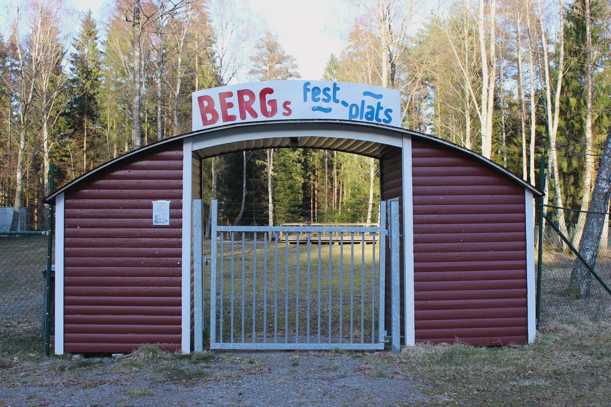 Bergs festplats