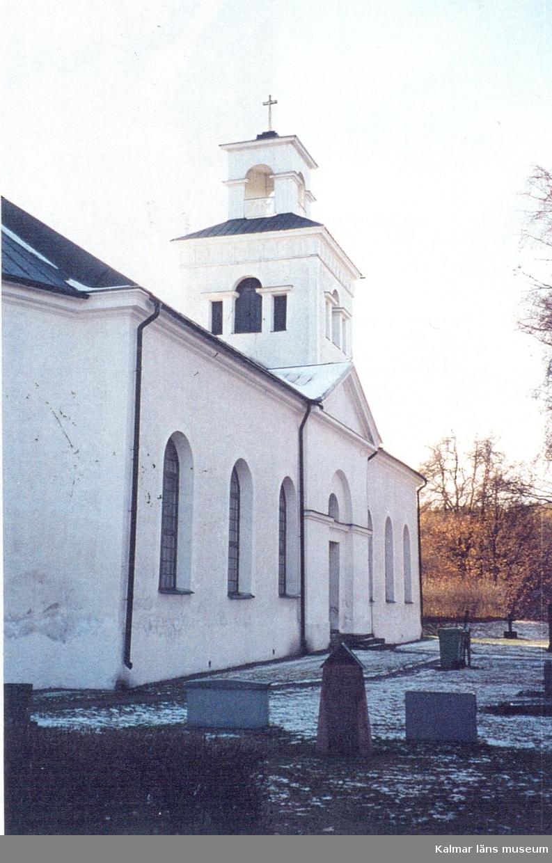 Motiv från Rumskulla kyrka.