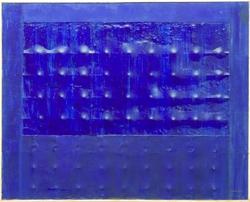 Blått [Materialbilde]