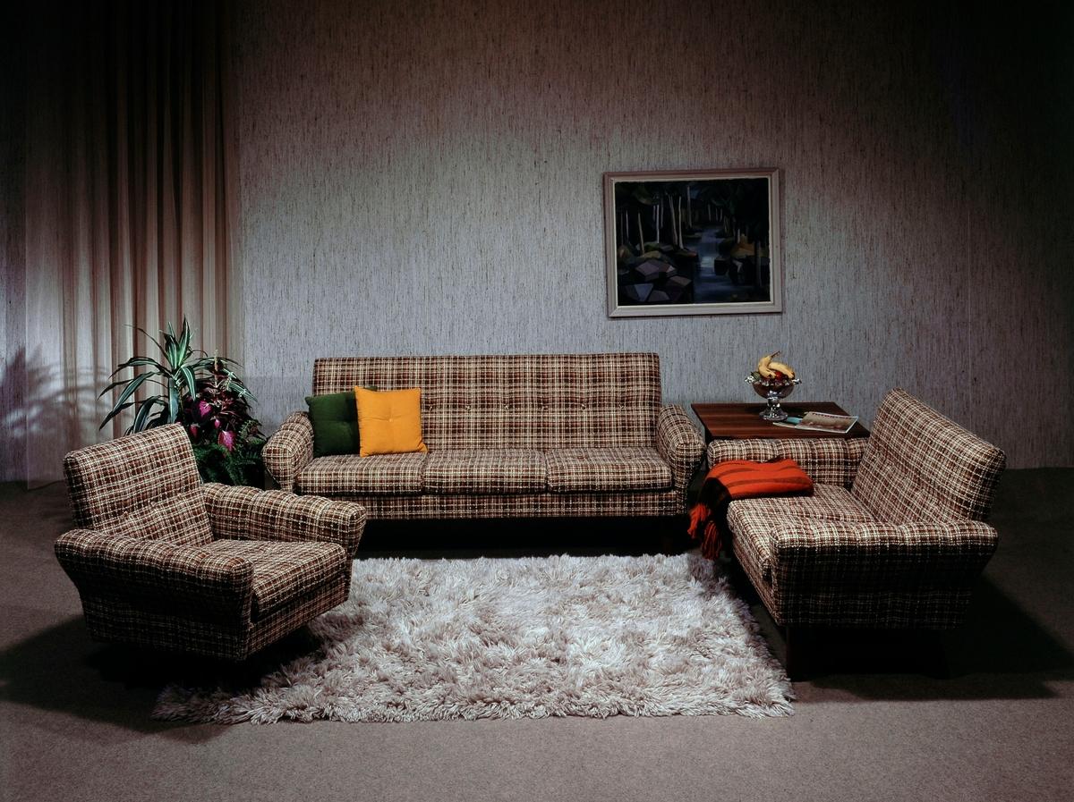 Sofagruppe.