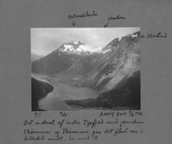 """""""Det inderste af indre Tysfjord"""""""