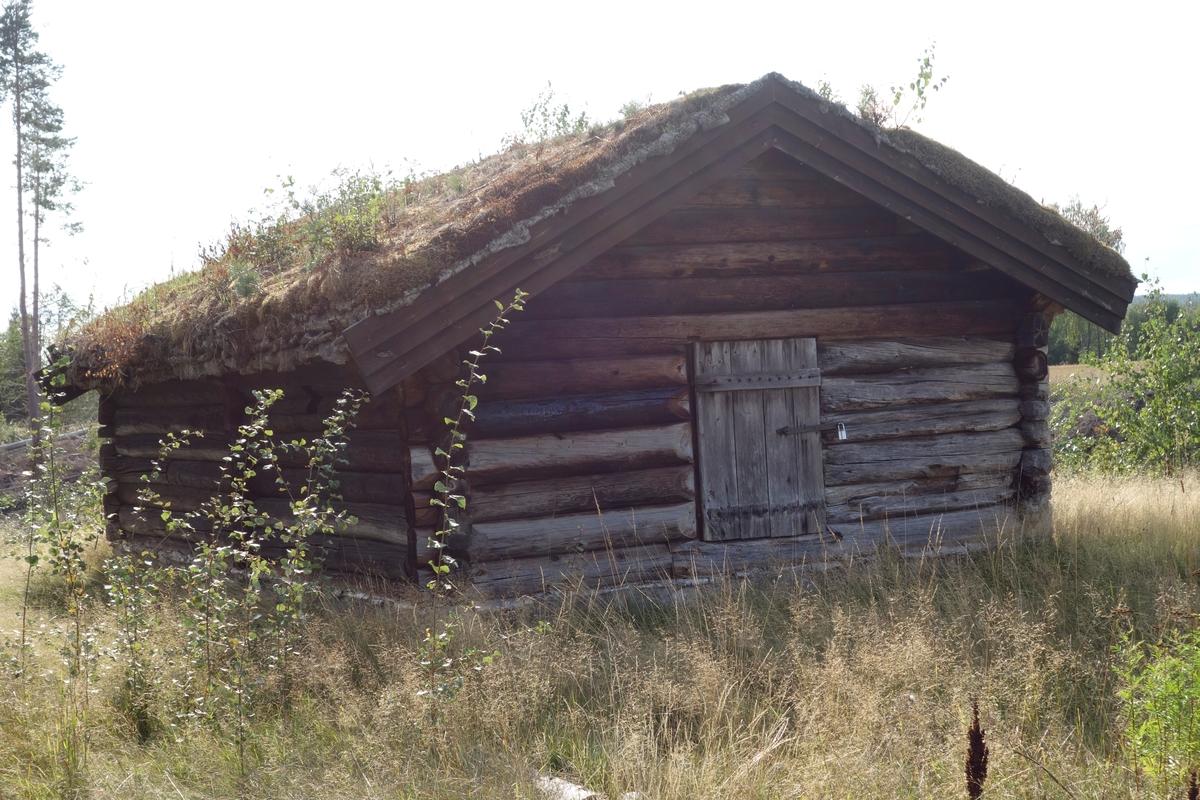 Seterbu på Funnisetra i Funnu, fra ca. 1750. Flyttet ca. 1980.