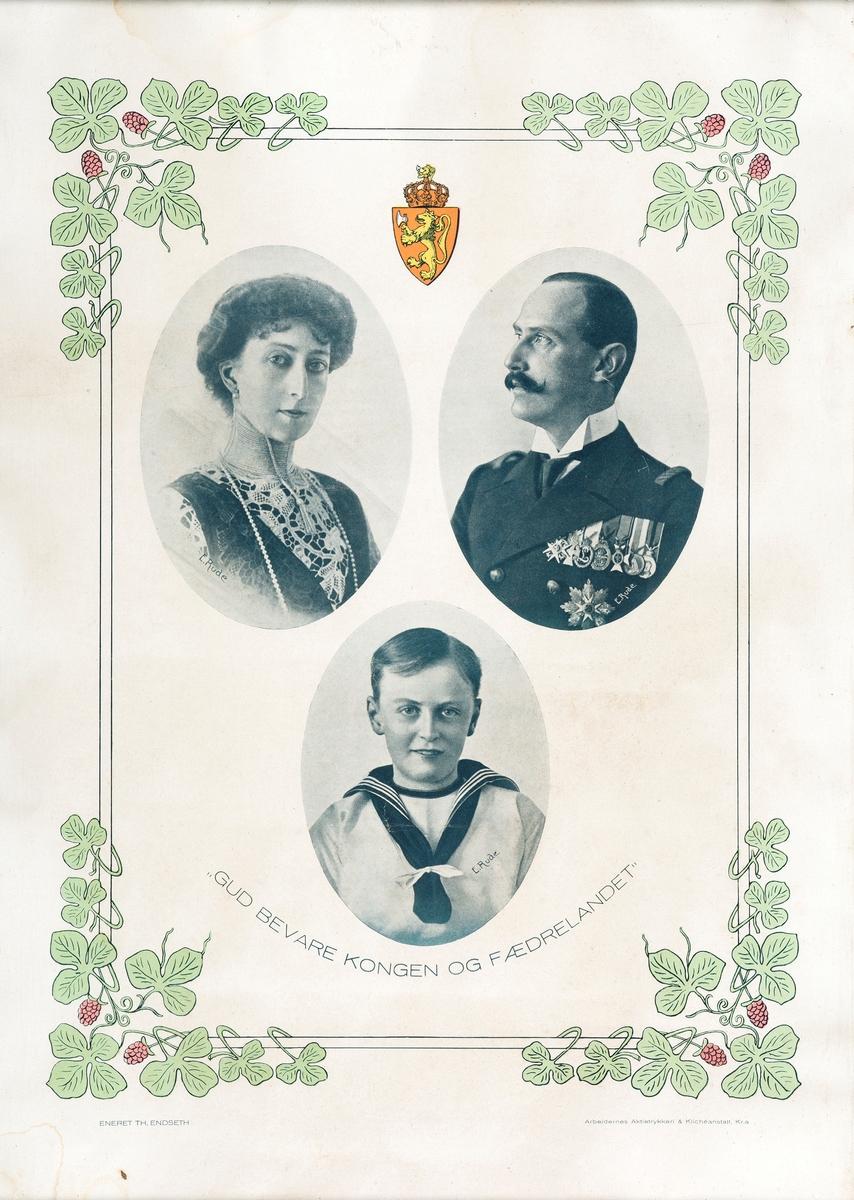 Kongefamilien (Kong Haakon)