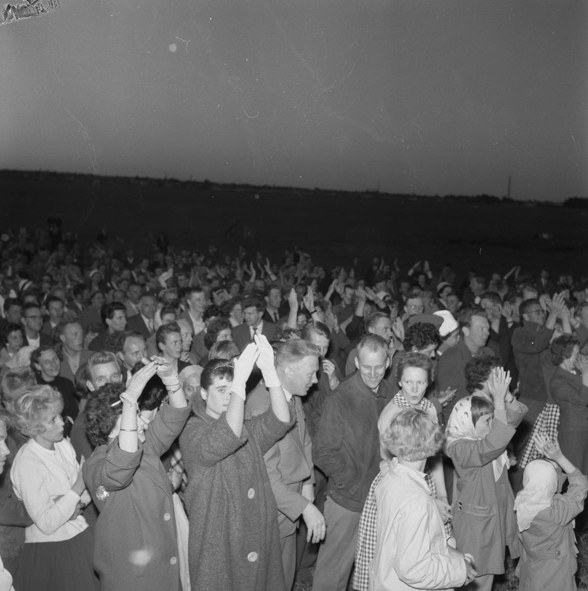 Damspänstdagen.  4 juni 1959.