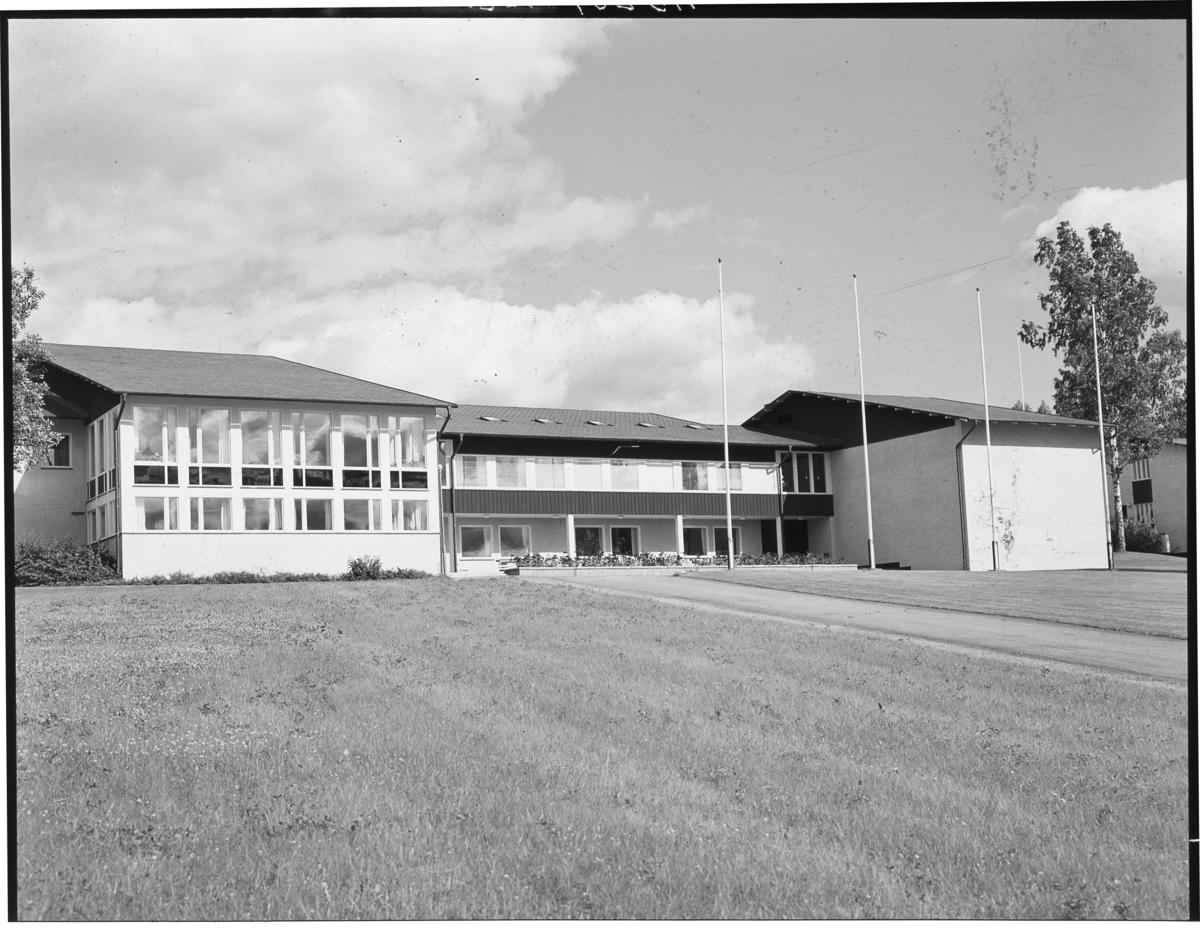 Skinnskattebergs Folkhögskola.