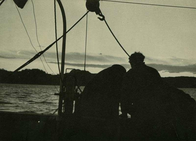 Fiskere i arbeid