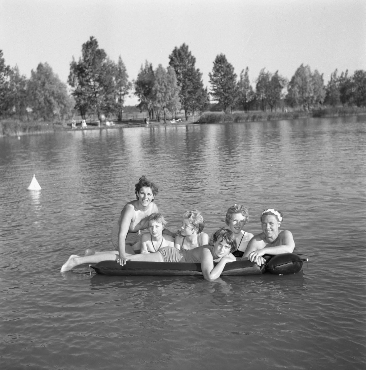 Damspänstdag.  25 juni 1959.