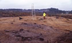 Arkeologisk undersökning på gravfältet RAÄ Barnarp 171, L197