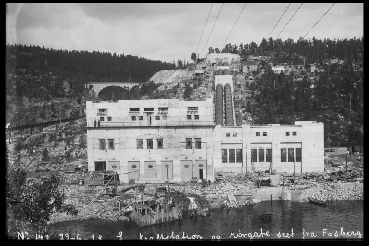 Arendal Fossekompani i begynnelsen av 1900-tallet CD merket 0469, Bilde: 73