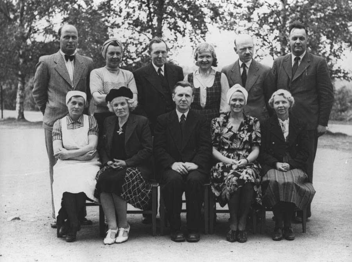 Lærerne ved Kontra skole