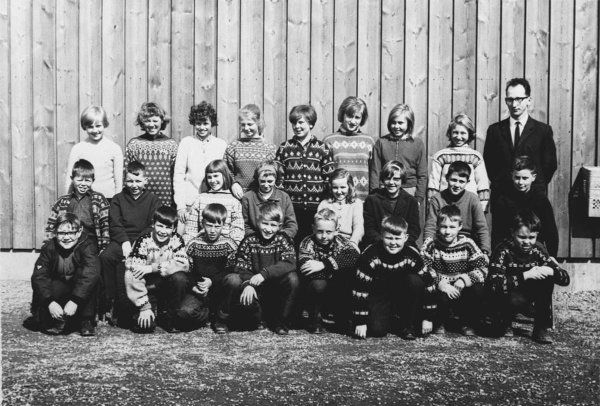 Hebekk skole - 1963 - Wilhelm d. y.