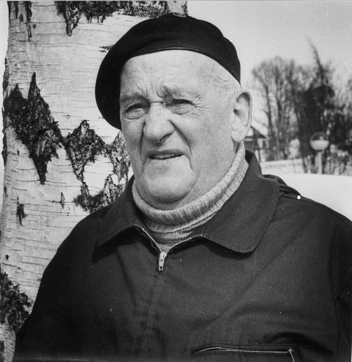 Olaf Linnerud. Leder av troppen Finstad/Dal.