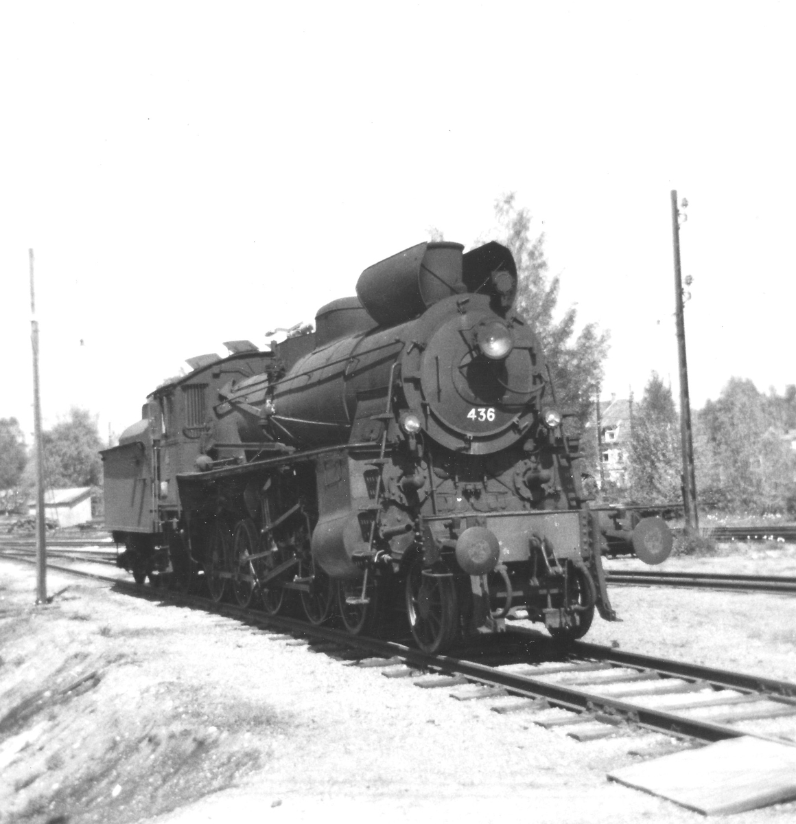 Damplok type 26c nr. 436.