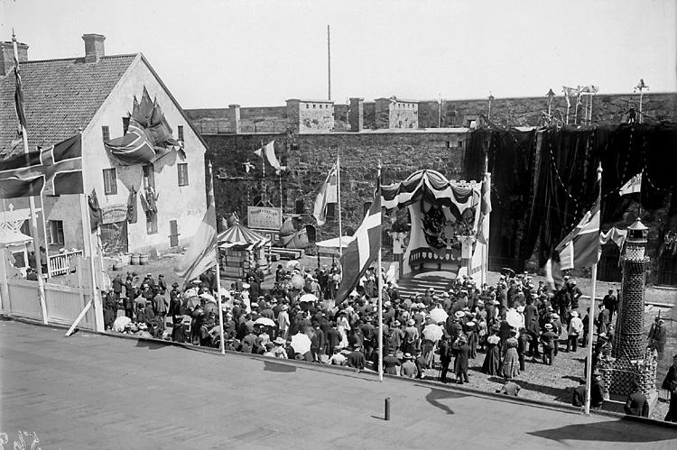Nordisk Fiskeriutställning i Marstrand 1904