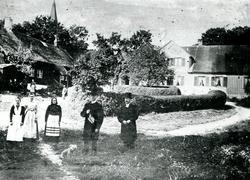 Snöstorps prästgård