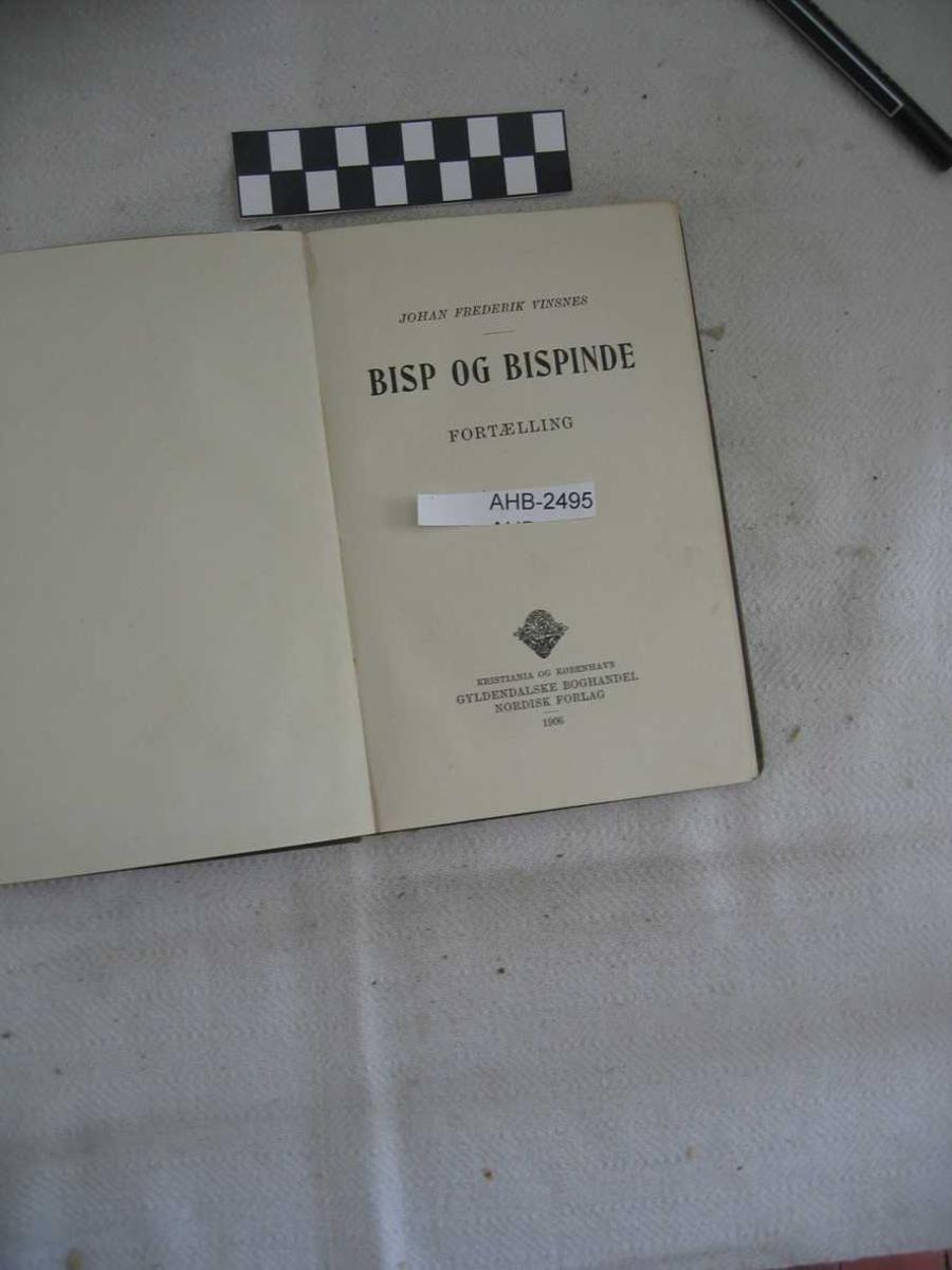 Bok - roman