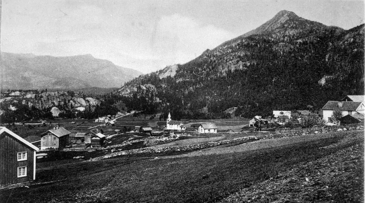 Åmlibilder samlet av Åmli historielag Askland i Gjeveland