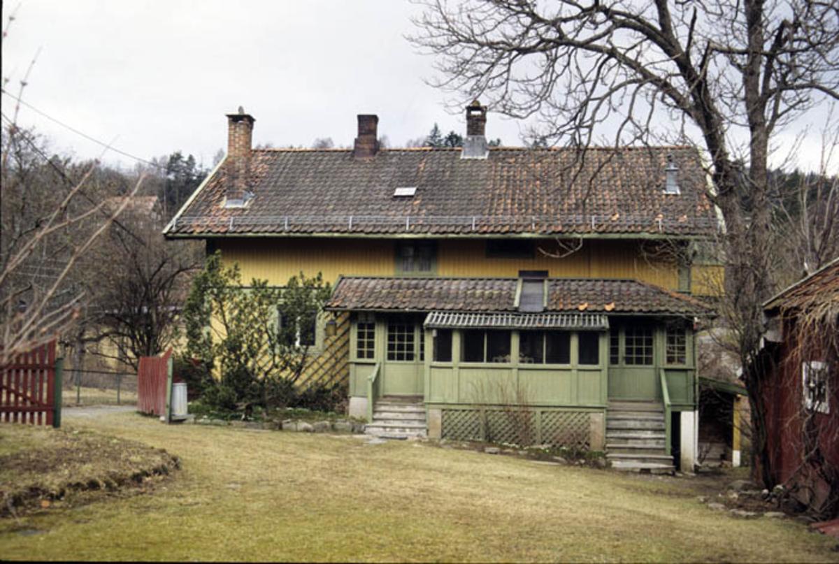 Hjemmet til Hulda og Arne Garborg.