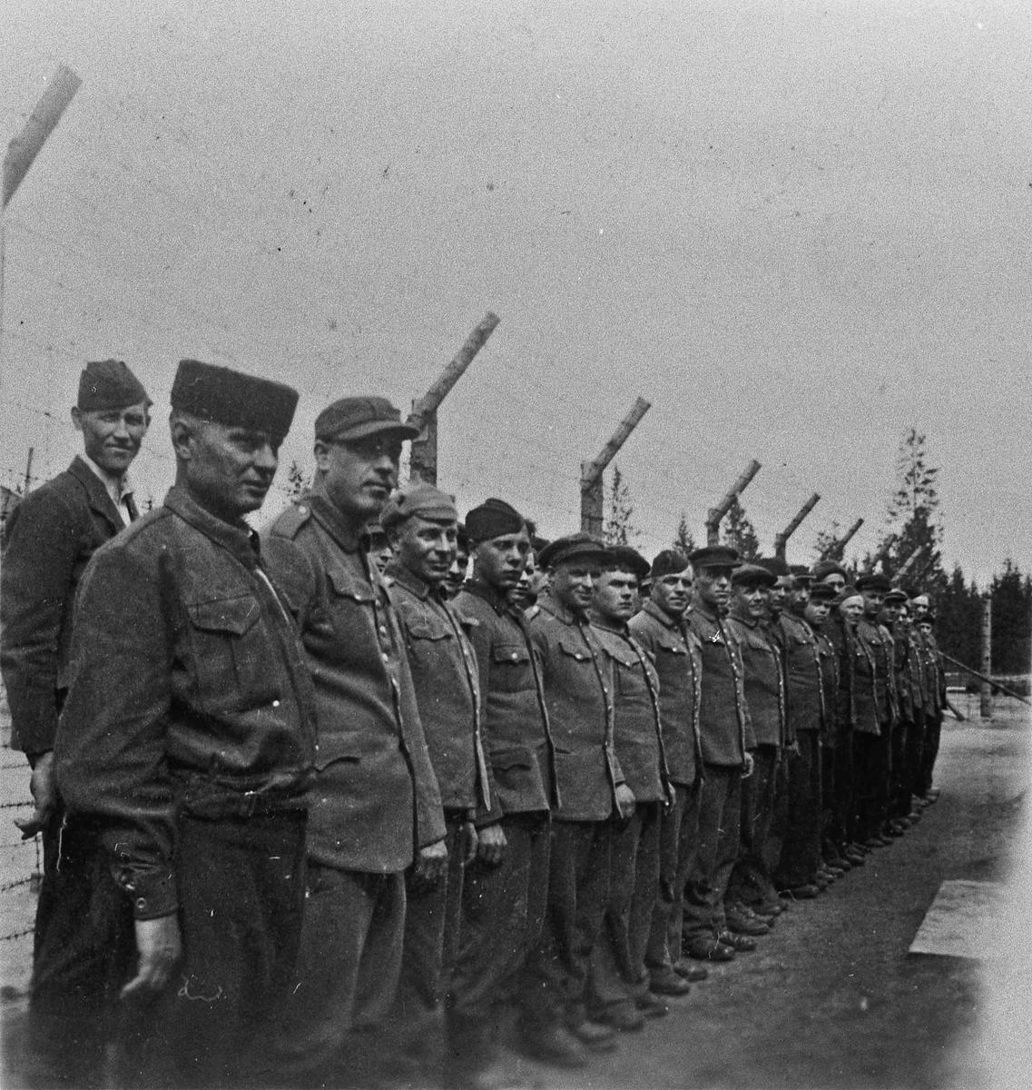 Russiske fanger.
