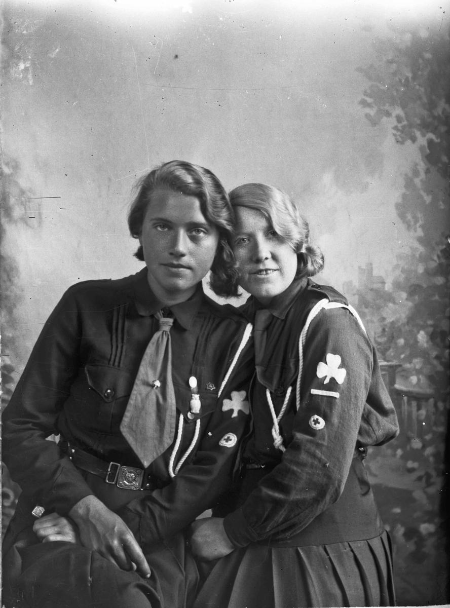 F.v. Kari Bråten, Sigrid Johansen, Eidsvoll Verk