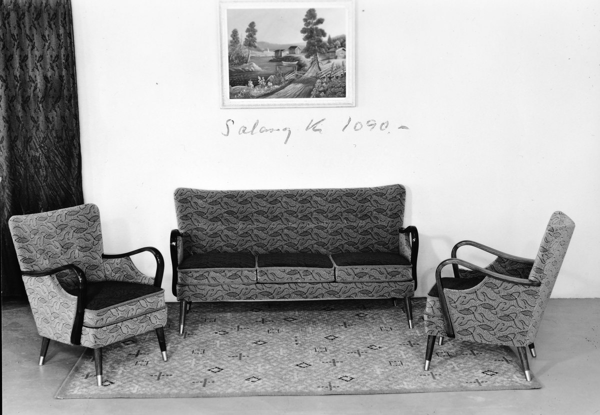 London stol Helset Møbler